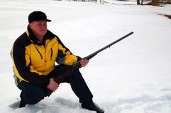 Sport shooting royalty free stock photo