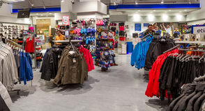 Sport shop Stock Image
