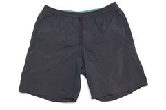 Sport shorts Royalty Free Stock Photo