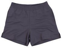 Sport shorts. Isolated on white background. Stock Images