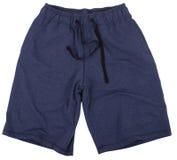 Sport shorts. Isolated on white background. Royalty Free Stock Photos
