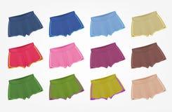 Sport shorts Stock Photos