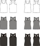 Sport singlet Stock Photos