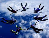 Sport is in sky vector illustration