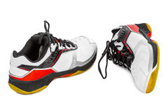 Sport sneakers Stock Images