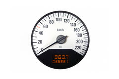 Sport Speedometer Stock Photography