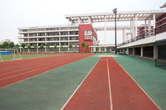 Sport stadium Royalty Free Stock Image