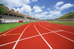 Sport stadium. Stock Photos