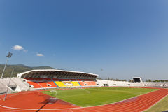 Sport Stadium Stock Photo