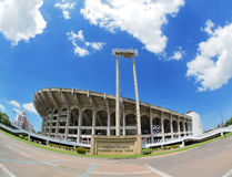 Sport stadium. Rajamangala stadium  in Bangkok, Thailand Stock Photos