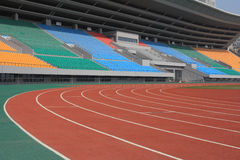 Sport stadium Royalty Free Stock Photography