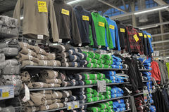 Sport store Stock Photography