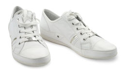 Sport Style Shoes Stock Photo