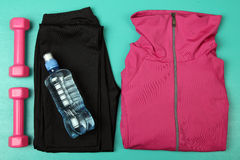 Sport suit Royalty Free Stock Photo