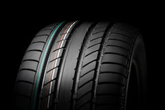 Sport summer tire Stock Photography