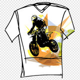 Sport tee Stock Images