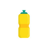 Sport thermo bottle Royalty Free Stock Images