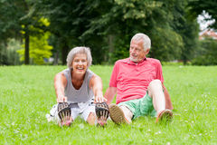 Sport time Royalty Free Stock Photography