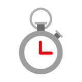 Sport timer clock Royalty Free Stock Images
