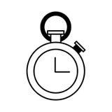 Sport timer clock Stock Photo