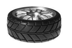 Sport tire royalty free stock photo