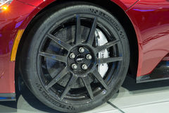 Sport Tire Stock Image