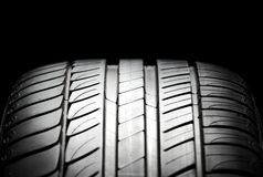 Sport tire. Royalty Free Stock Photos