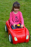 Sport toy car Stock Image