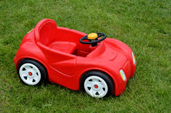 Sport toy car Royalty Free Stock Photos