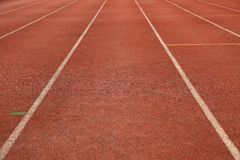 Sport tracks Royalty Free Stock Image