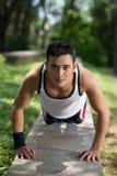Sport trainings Stock Photos