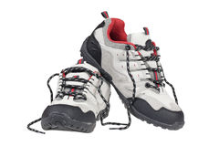 Sport trekking shoes Stock Photography