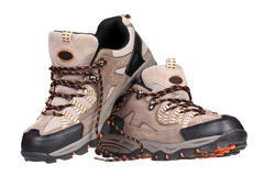 Sport trekking shoes Royalty Free Stock Photography