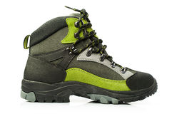 Sport trekking shoes Royalty Free Stock Photo