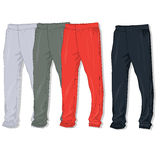 Sport trousers pants. Stock Image