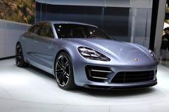 Sport Turismo de Porsche Panamera Photographie stock libre de droits