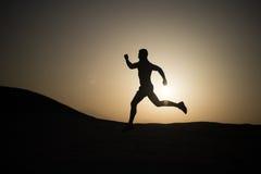 Sport und Erholung, Zukunft, Geschäft und Erfolg, Freiheit und Reisen lizenzfreies stockbild