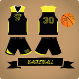 Sport Uniform Royalty Free Stock Images