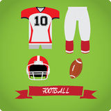 Sport Uniform Royalty Free Stock Photography