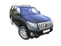 Sport utility vehicle Stock Image