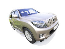 Sport utility vehicle Stock Photography