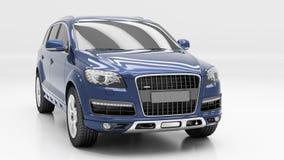 Sport utility vehicle Royalty Free Stock Image