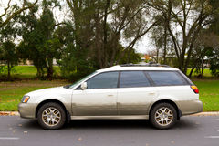 Sport Utility Wagon Stock Photo