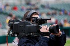 Sport video Fotografia Stock
