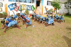 SPORT W szkołach Zdjęcia Royalty Free