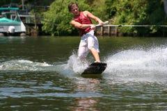 sport wakeskating Zdjęcie Stock