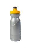 Sport-Wasser-Flasche lokalisiert Lizenzfreies Stockbild