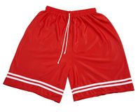 Sport wear shorts Stock Photos