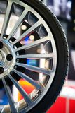 Sport Wheel Royalty Free Stock Images