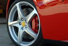 Sport wheel Royalty Free Stock Image